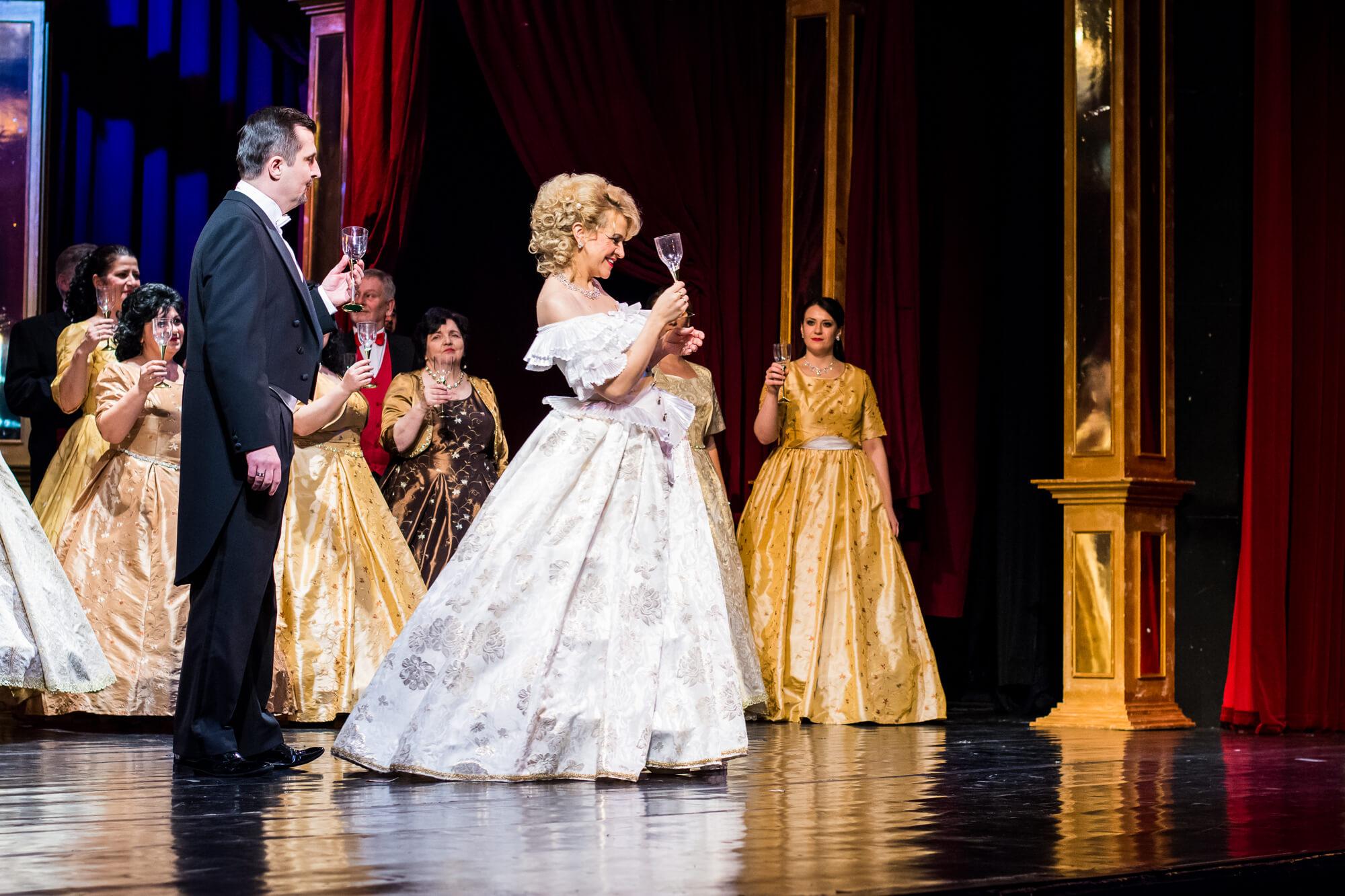 1. Banskobystrický operný ples
