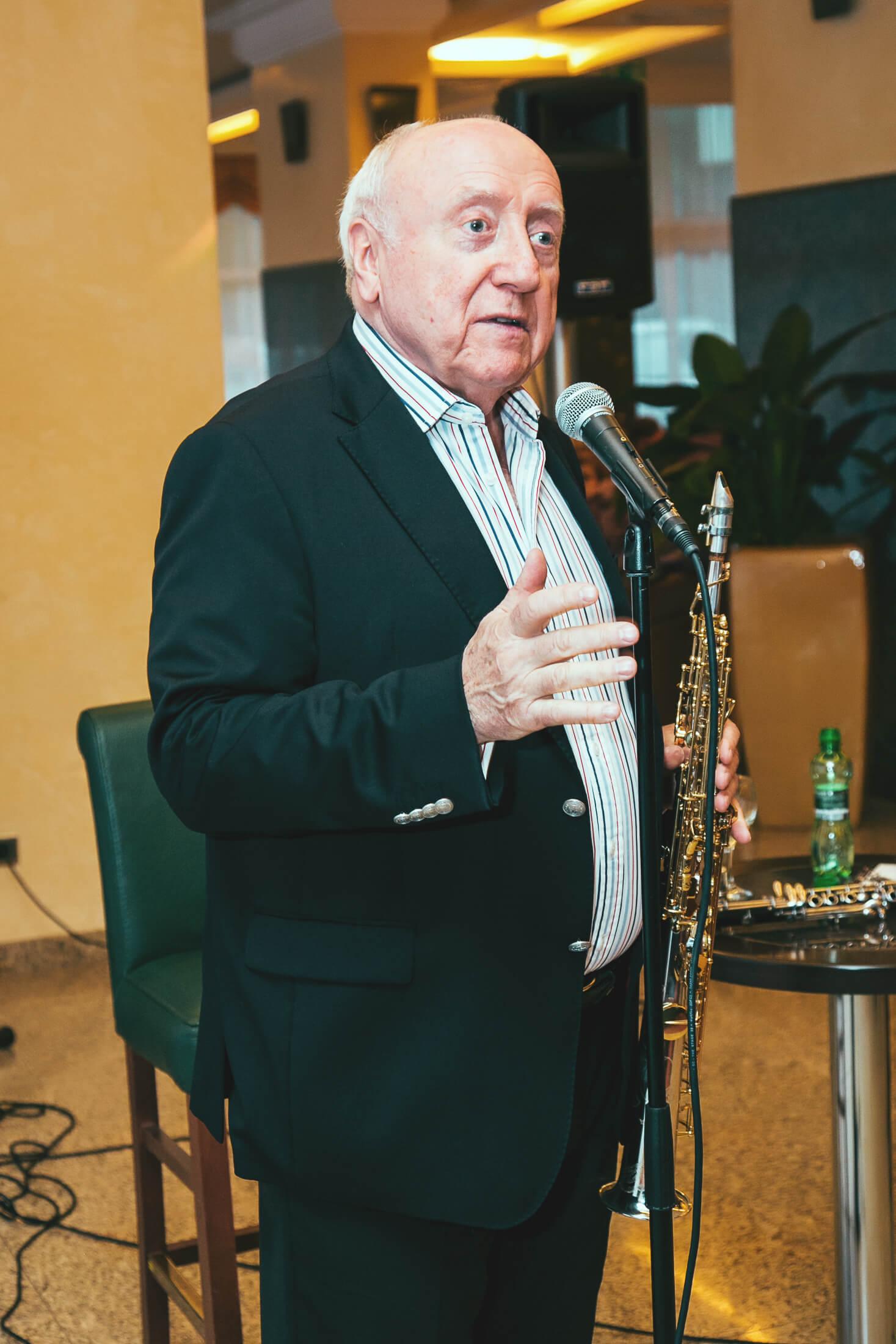Koncert Félixa Slováčka v Brusne