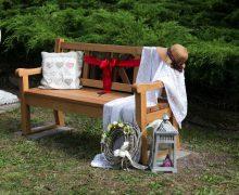 Otvorenie parku velikánov na Sliači
